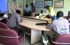 KenGen Ltd Technical Staff Training